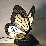 WCS Style Pastoral Kreative Schmetterling Tischlampe Kinderlampe Nachtlicht - 20 cm