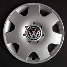 4 tapacubos para coche, diámetro 14 pulgadas - Modelo Base