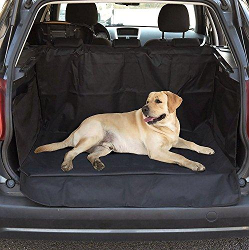 Telo Auto per Cani - Accessori Cane Auto, Copri-Cofano per Cani Auto Universale Impermeabile, Rivestimento per Sedile Posteriore dell'auto, Dimensioni: 155 x 110 cm (50 x 35 cm)