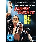 Best of the Best 1 - Karate Tiger IV - Uncut - Mediabook