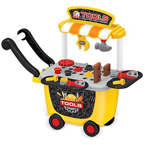 Kinder Spielen Spielzeug, Joyibay Kinder Kit Spielzeug Doktor Werkzeug Trolley Pädagogisch Tue...