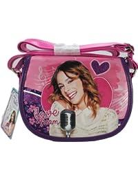 Sac bandoulière Violetta Love Dream, 21x 15x 7,5cm