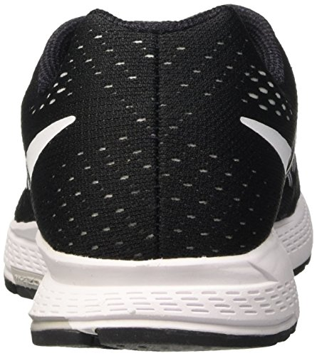 Nike Zoom Pegasus 32 (Gs), Chaussures Multisport Outdoor mixte enfant -  - black/White