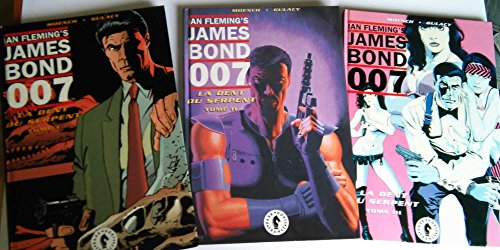 James Bond 007, Tome 3 : La Dent Du Serpent