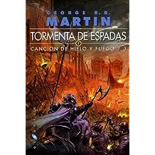 Tormenta de espadas: canción de hielo y fuego 3 (2 vol.) (Gigamesh Ficción)