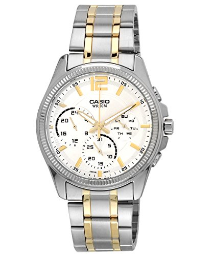 51vM1BhSP4L - Casio Enticer Women MTP E305SG 9AVDF A997 watch