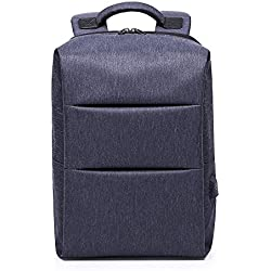 MUFUBU Presents Kaka Premium Quality Waterproof Casual Style Multifunction USB Backpack Bag Colour Blue for Youngster Fit 15.6 Inch Laptop