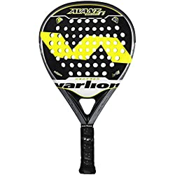 Varlion Avant Hexagon Carbon Ti - Pala de pádel, color amarillo