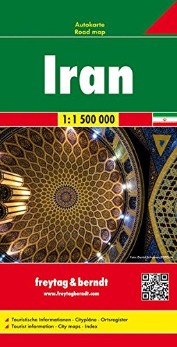 Iran par Freytag & Berndt