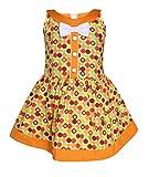 ChipChop Kids Girls Partywear Orange Pol...