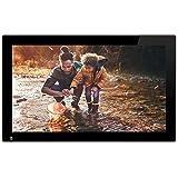 Nixplay Original 18 Inch Digital Wifi Photo Frame W18A - Wall-Mountable Digital Picture