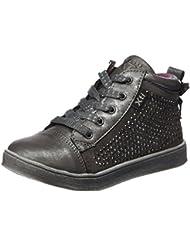 Xti Botin Niña Textil Combinado Gris ., Sneakers basses fille