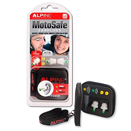 Alpine Moto Safe Protection auditive + 1 gratuite