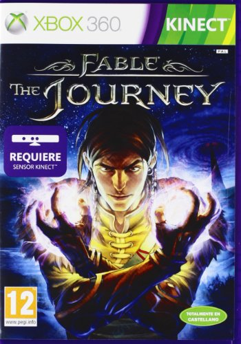Fable The Journey – Microsoft Xbox 360 - Video-spiel Fable