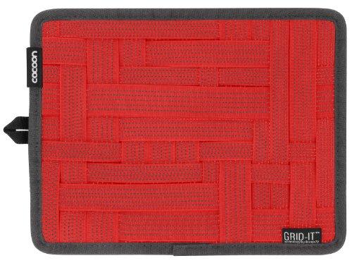 Cocoon GRID-IT Organisationssystem für Zubehörteile - Klein Rot