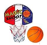 Outdoor active Basketball-Board mit Ball, im Beutel