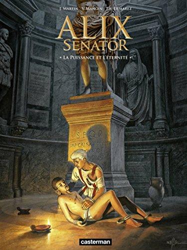 Alix Senator (Tome 7) - La Puissance et l'Éternité