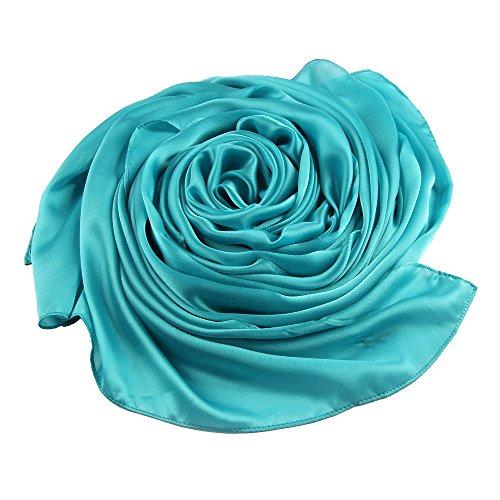 ACMEDE Damen Seide Stola Schal für Brautkleider Abendkleider Alltagskleidung in 19 verschiedenen...