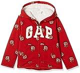 #7: GAP Girls' Plain Loose Fit Cotton Hoodie