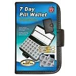 7 Days Pill Organiser Pill Box 28 Com...