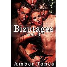 BIZUTAGES: Lorsque le piège se referme... (Vol. 3): (Roman Érotique, HARD, Sexe à Plusieurs, Première Fois, Soumission)