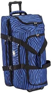 iQ-Company Lite Safari / 404603_2480 Sac de voyage Bleu 125 l