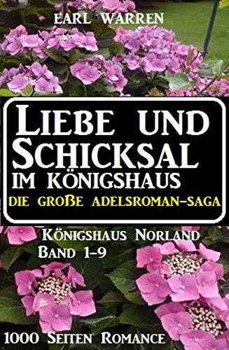 Liebe und Schicksal im Königshaus: Die große Adelsroman-Saga: 1000 Seiten Romance: Königshaus Norland Band 1-9 - 8 Gesichts-serum