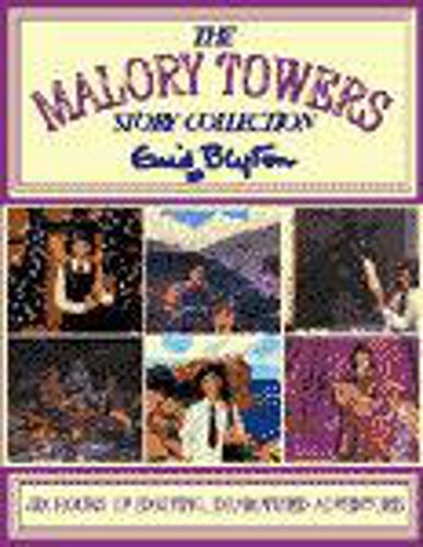 The Malory Towers Story Collection: Books 1-6 (Malory Towers Collections and Gift books) -