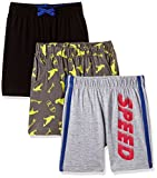 #4: Cloth Theory Boys' Shorts (Pack of 3)