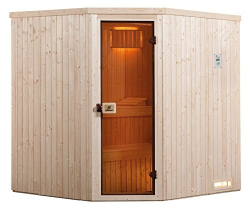 Weka weka Element-Ecksauna