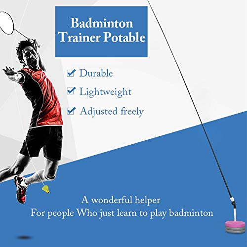 lossomly Badminton Trainer, Solo...