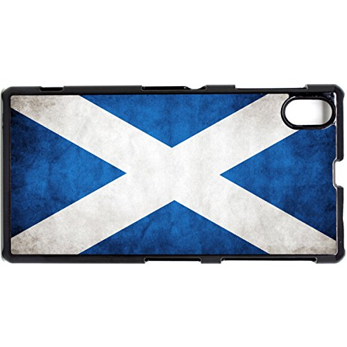 Price comparison product image Xperia Z1 Phone case Scotland Flag Satire scottish vintage
