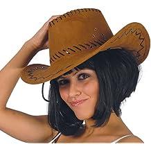 Guirca Sombrero vaquero símil piel Color marrón Talla única 13070.0 a1dfbdc1894