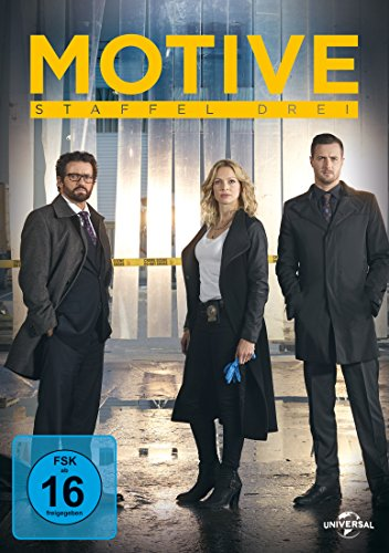 Motive - Staffel 3 [3 DVDs]