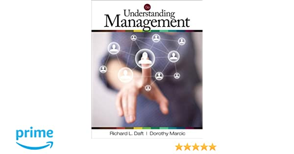 Understanding management amazon richard l daft dorothy understanding management amazon richard l daft dorothy marcic 9781111580247 books fandeluxe Choice Image