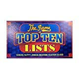 The Game of Top Ten Lists