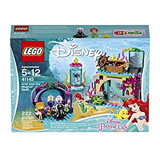 """LEGO UK 41145 """"Ariel and The Magical Spell Construction Toy (B06W2KC4DZ)   Amazon price tracker / tracking, Amazon price history charts, Amazon price watches, Amazon price drop alerts"""