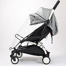 Universal bebé accesorio de paseo cochecitos de bebé Lluvia Viento Viento Covers buena calidad polvo protector