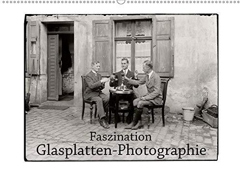 Faszination Glasplatten-Photographie (Wandkalender 2020 DIN A2 quer): Ein Blick - wie durch ein Fenster - in die Zeit vor 100 Jahren. (Monatskalender, 14 Seiten ) (CALVENDO Kunst)