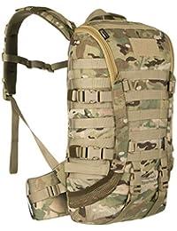 Wisport Zipperfox Mochila Militar de 25 litros, Cordura, MOLLE, Supervivencia, Deporte, Exterior, Camping,…