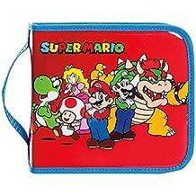 Power A Super Mario Universal Folio Rangement Console pour Nintendo 3DS/2DS