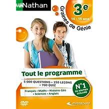 Graines de génie Nathan 3ème 2010/2011