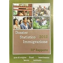 Immigrazione dossier statistico 2012