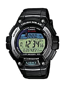 Casio Collection – Montre Unisexe Digital avec Bracelet en Résine – W-S220-1AVEF