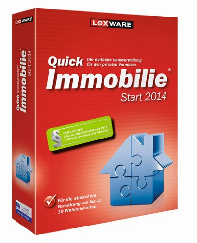 Lexware QuickImmobilie Start (Version 14.00)