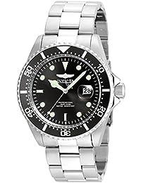 Invicta 22047S/B - Reloj de pulsera para hombre, color gris/negro