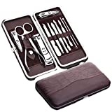 NNNQO Set di Forbici per Manicure per Tagliaunghie per Tagliaunghie,Tagliaunghie per Unghie di Alta qualità Kit per Pedicure per Limatrice per Trapano per Unghie Manicure A Pezzi