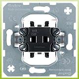 Hager–Mechanismus Taster 1TR Wippschalter 10A/250V