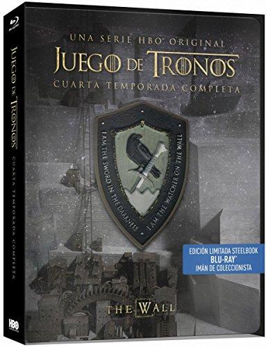 Juego De Tronos - Temporada 4 (Edición Steelbook) [Blu-ray]