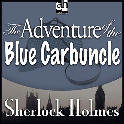 The Adventure of the Blue Carbuncle  Audiolibri